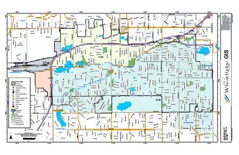 Maps Wheat Ridge Co Official Website