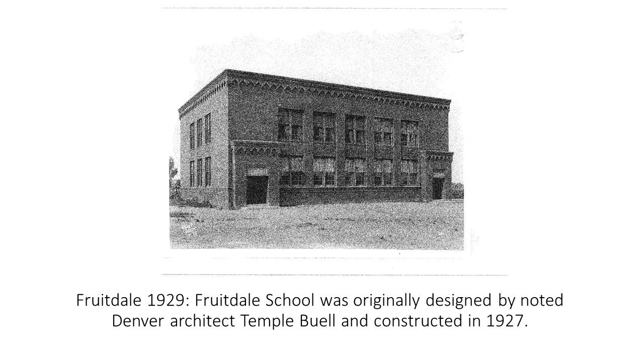 Photo of Historic Fruitdale School