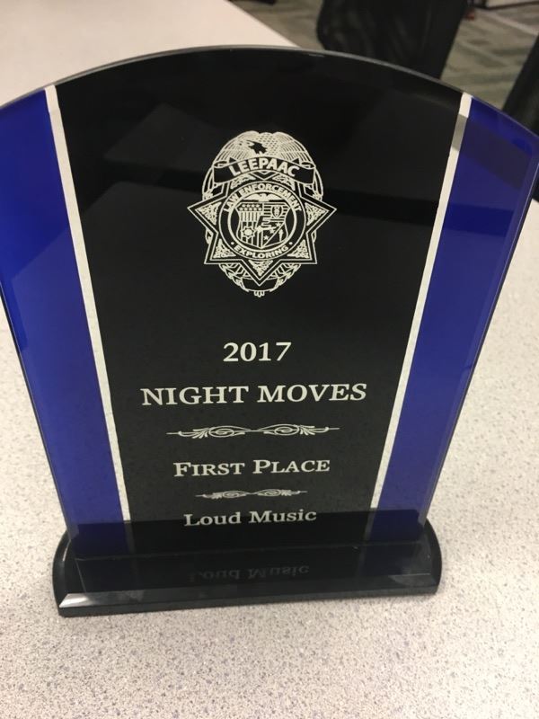 Night Moves Trophy