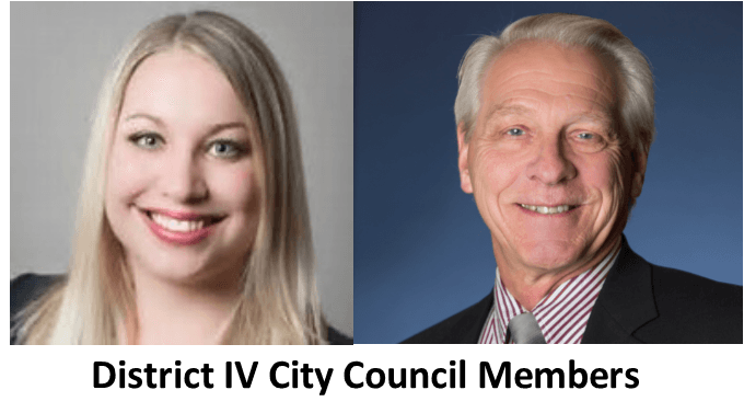 District IV Council Members