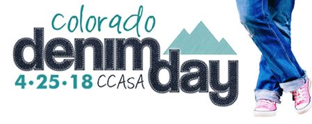 Wheat Ridge Denim Day Logo