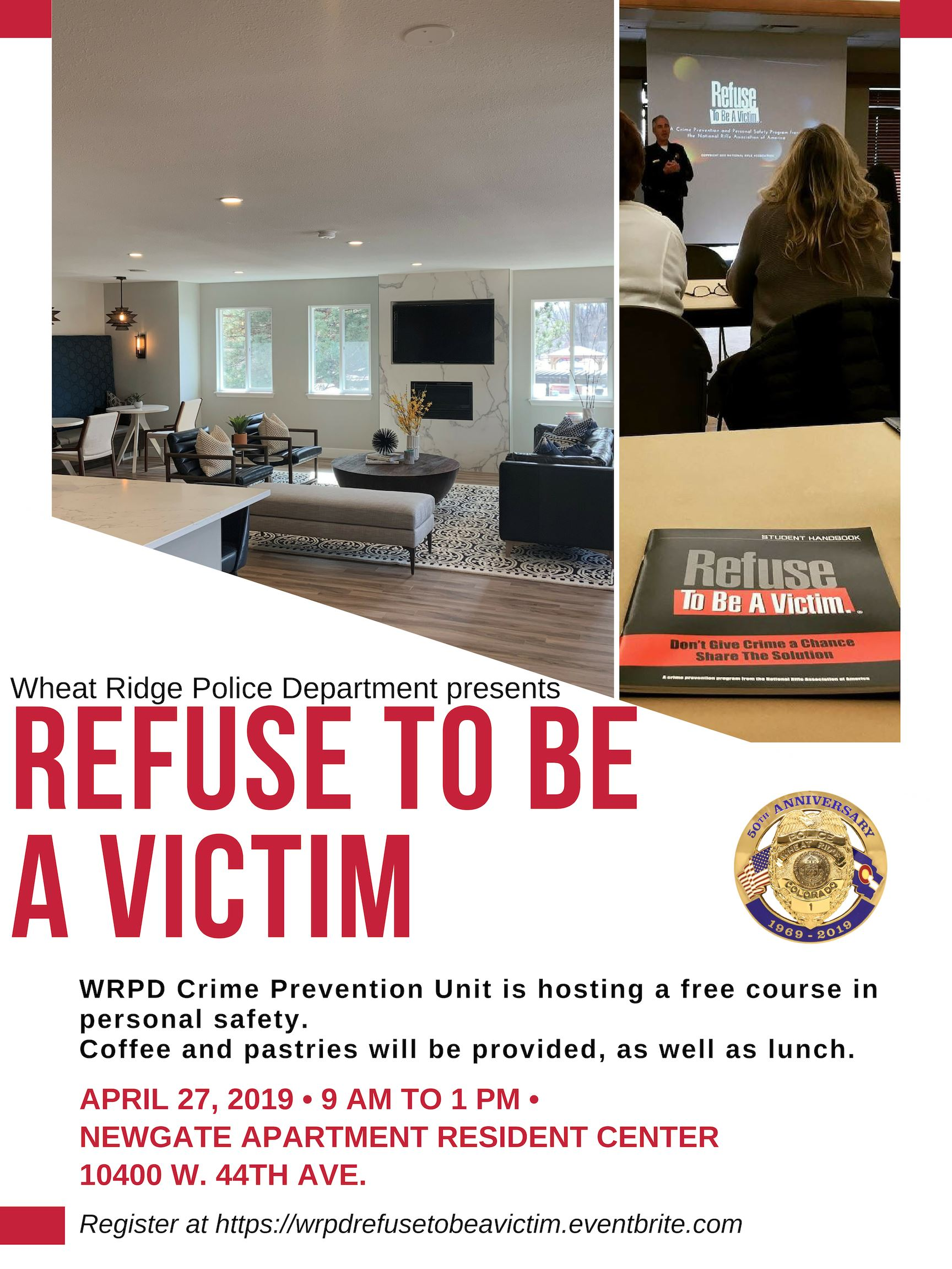 Refuse to be a victim apr 27-3
