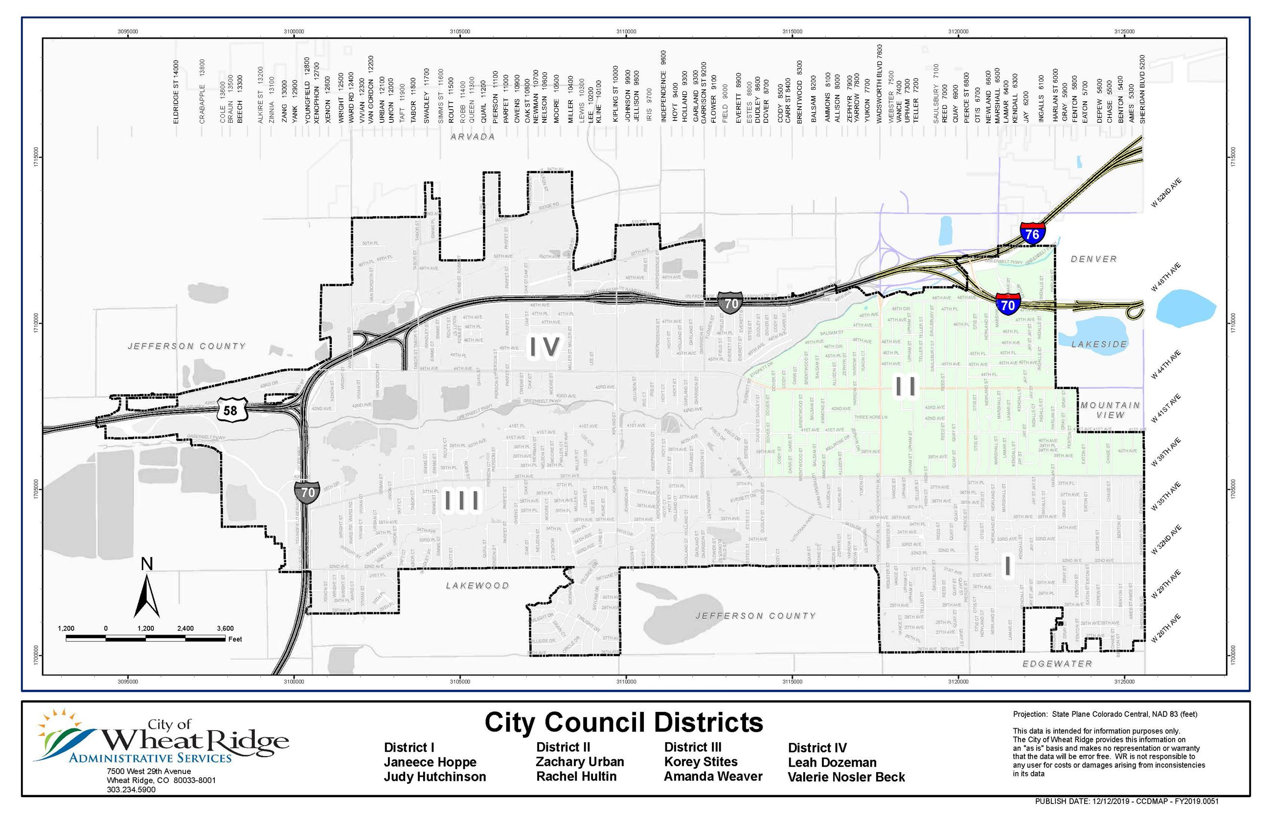 Council District II