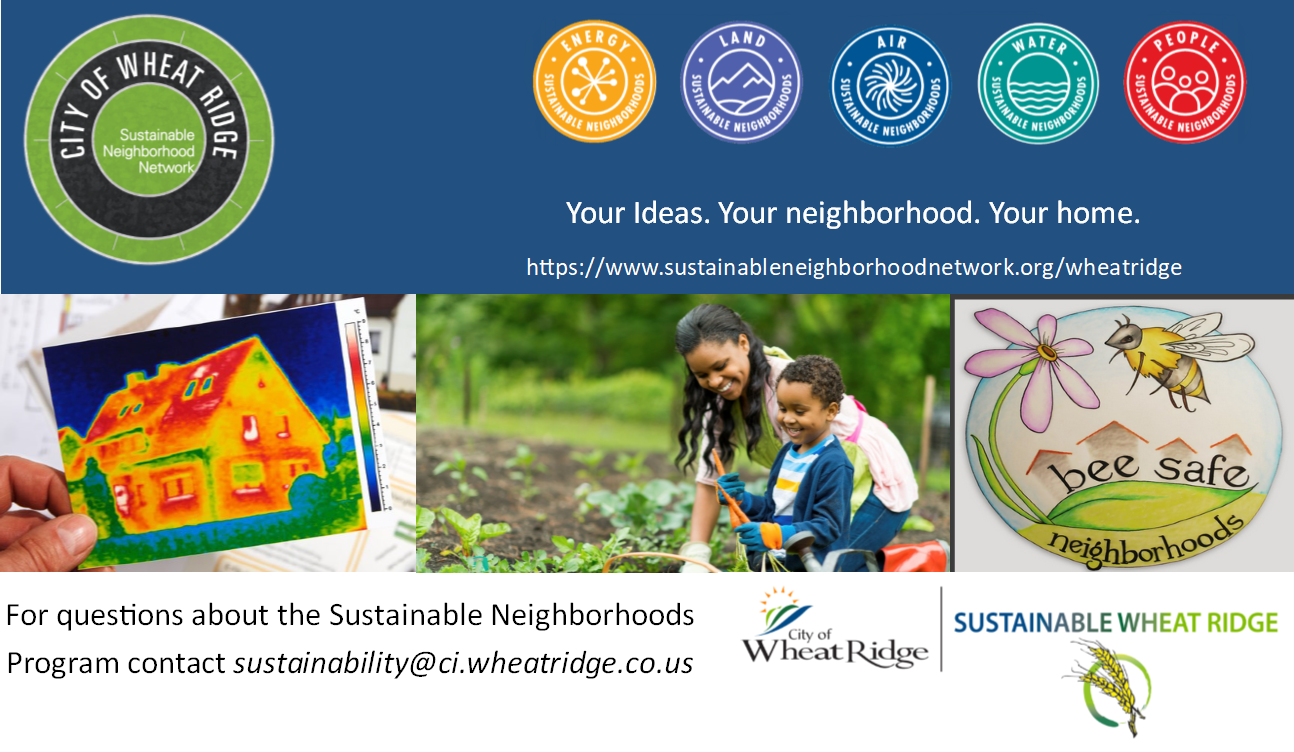 Sustainable Neighborhoods Program