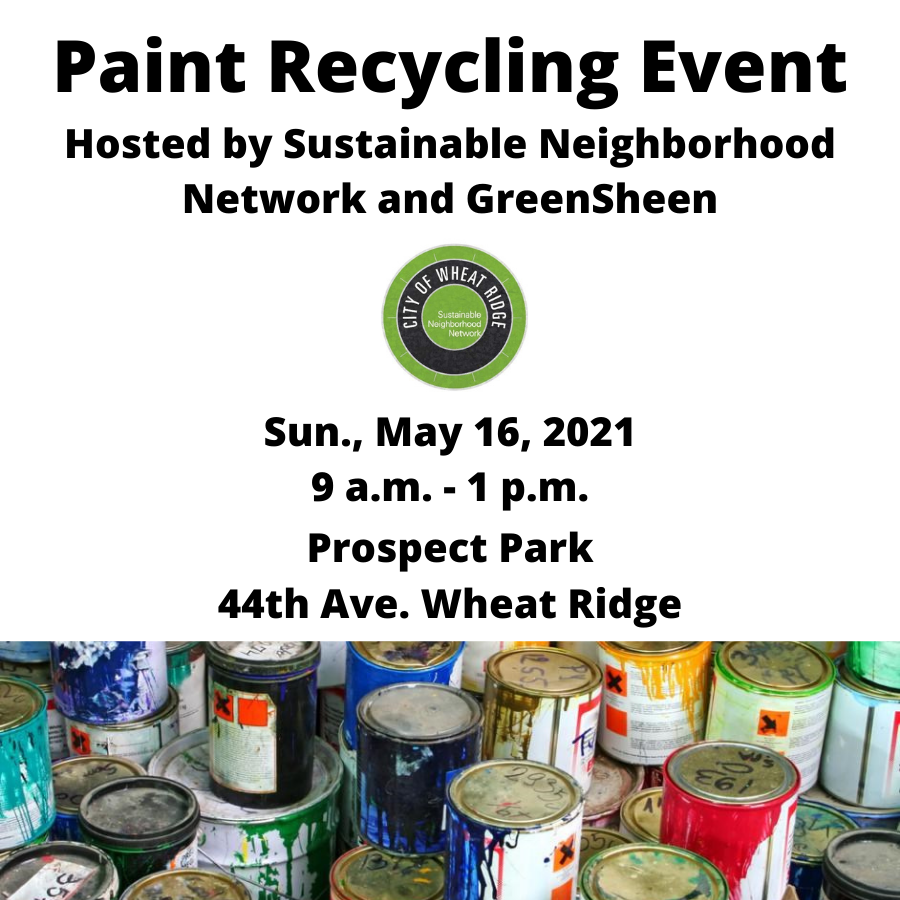 Copy of Copy of Paint Recycle Flyer