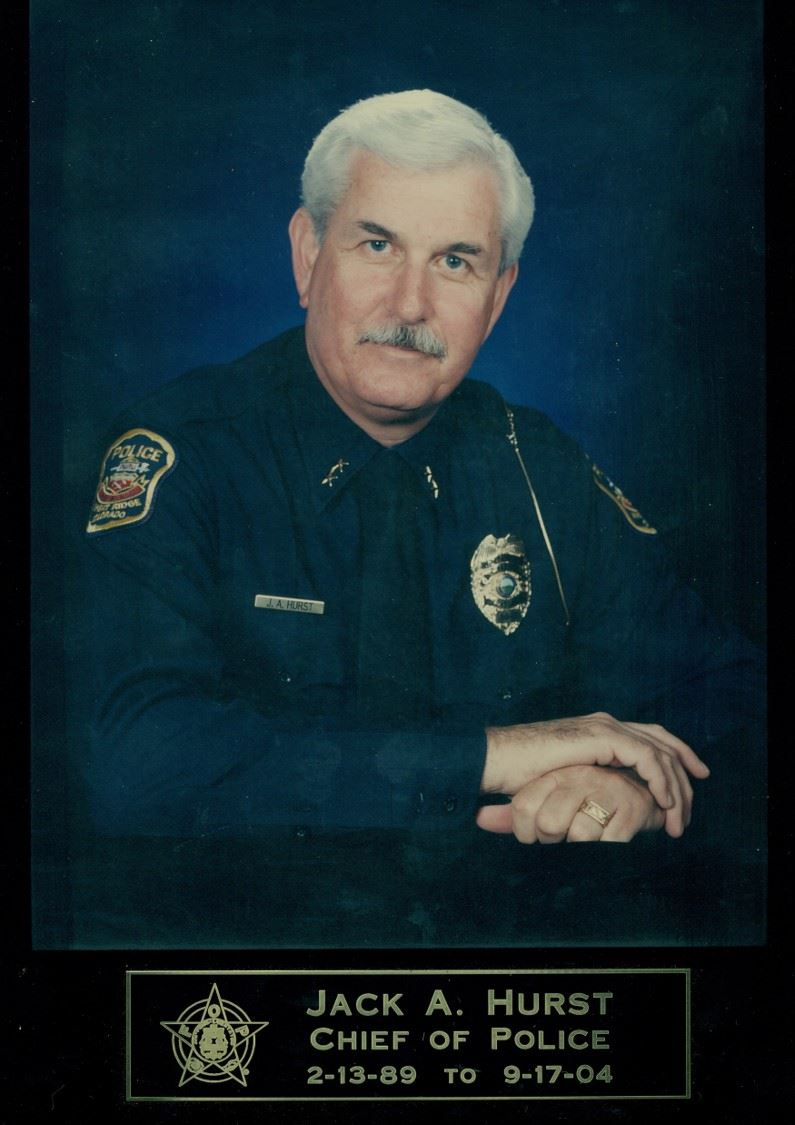 JackHurst 3rd WRPD Chief