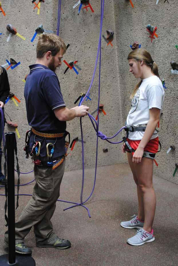 Climbing Wall | Wheat Ridge, CO - Official Website